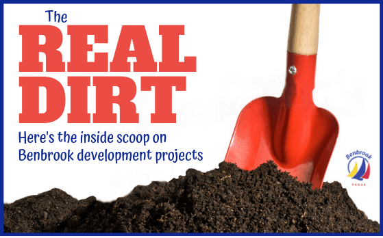 The Real Dirt Banner Graphic