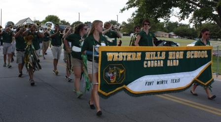 Western Hills Home Coming Parade 14e