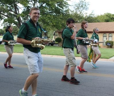 Western Hills Home Coming Parade 14k